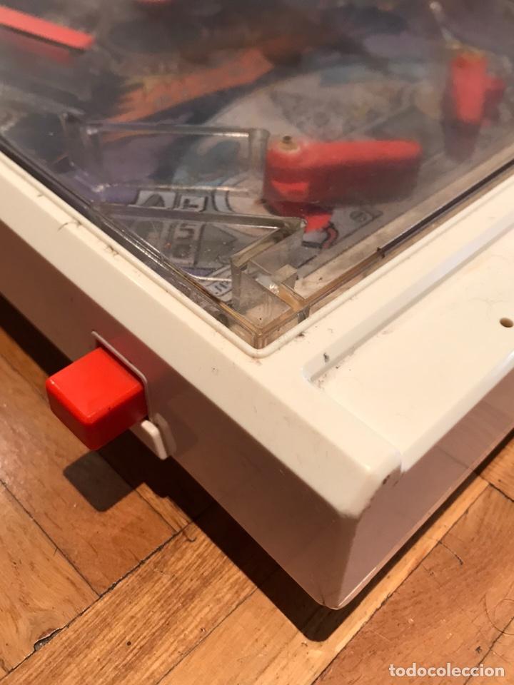 Videojuegos y Consolas: Juego pinball Tomy Atomic arcade años 80 - Foto 4 - 164915094