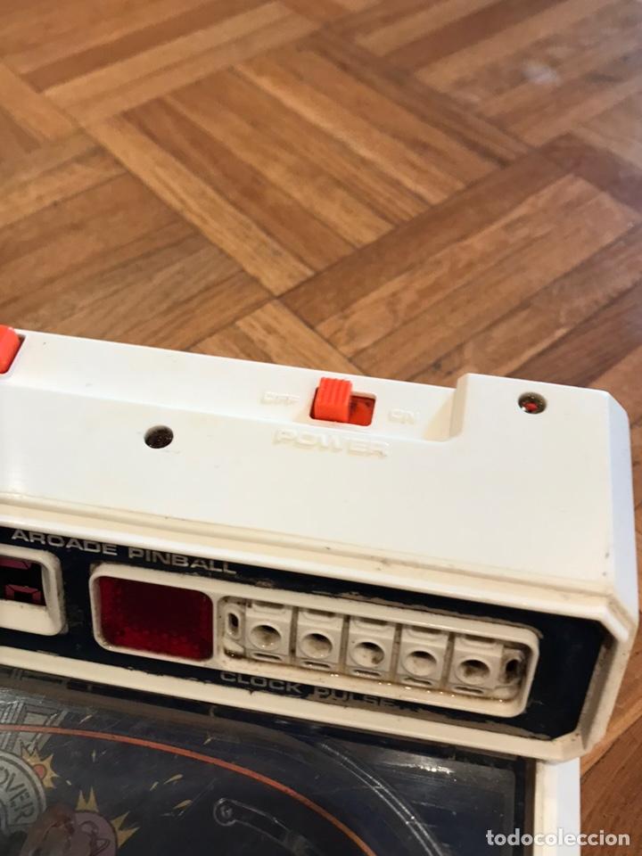 Videojuegos y Consolas: Juego pinball Tomy Atomic arcade años 80 - Foto 5 - 164915094
