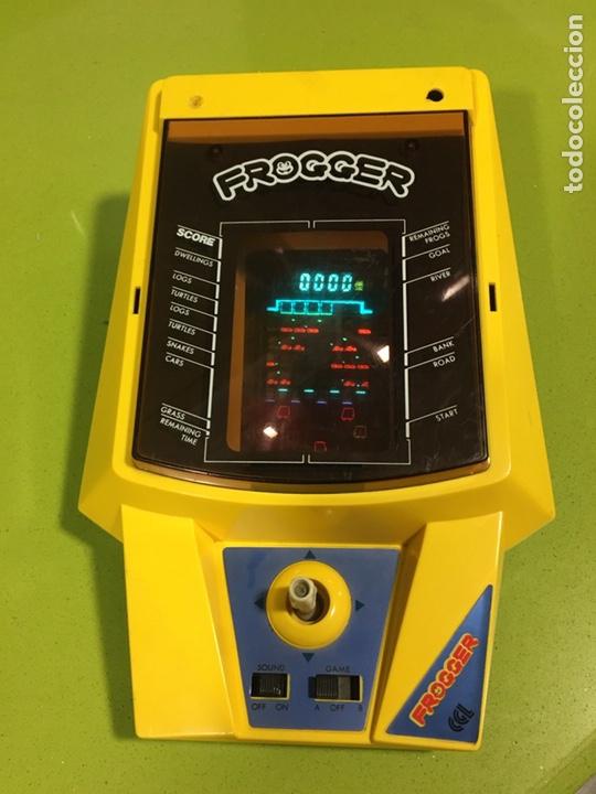 LSI GAME CGL FROGGER, RANA, TIPO GAME WATCH NINTENDO, BANDAI, CASIO, TIGER, GAKKEN, (Juguetes - Videojuegos y Consolas - Otros descatalogados)