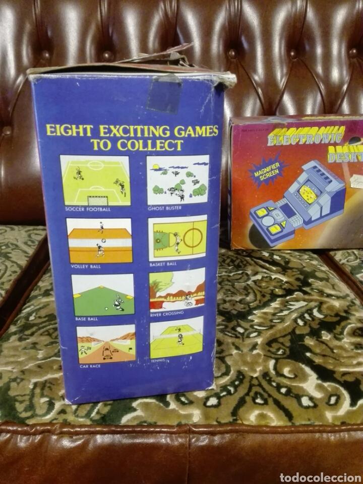 Videojuegos y Consolas: Maquinita antiguo juego Electronic game atari Nintendo funcionando. - Foto 2 - 165082026