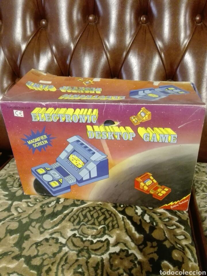 MAQUINITA JUEGO GAME ELECTRONIC ATARI NINTENDO FUNCIONANDO AÑOS 80 (Juguetes - Videojuegos y Consolas - Otros descatalogados)