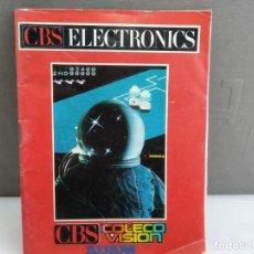 Videojuegos y Consolas: ANTIGUO CATALOGO PARA COLECO VISION. Lote 165164922