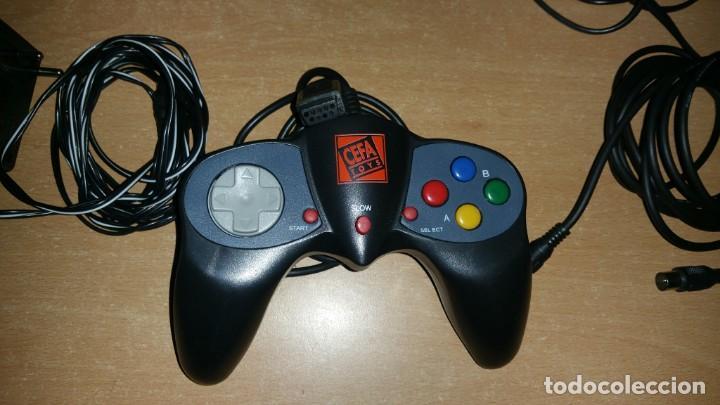 Videojuegos y Consolas: Consola Super piloto de Cefa 23 juegos - Foto 5 - 165178650