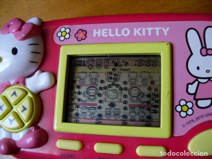 Videojuegos y Consolas: Maquina Maquinita Juegos LCD Hello Kitty - Foto 3 - 165190654