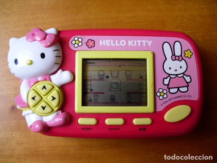 Videojuegos y Consolas: Maquina Maquinita Juegos LCD Hello Kitty - Foto 4 - 165190654