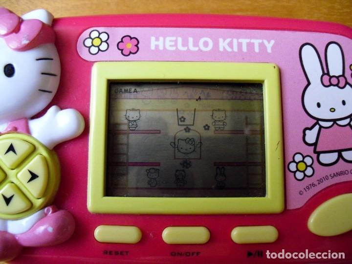 Videojuegos y Consolas: Maquina Maquinita Juegos LCD Hello Kitty - Foto 5 - 165190654