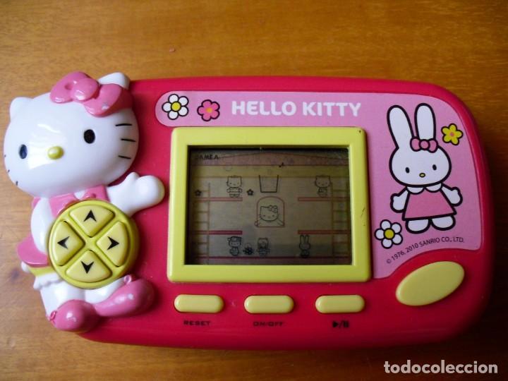 Videojuegos y Consolas: Maquina Maquinita Juegos LCD Hello Kitty - Foto 6 - 165190654