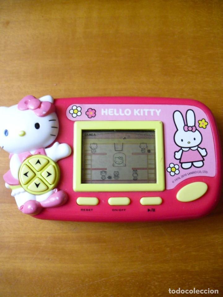 Videojuegos y Consolas: Maquina Maquinita Juegos LCD Hello Kitty - Foto 7 - 165190654
