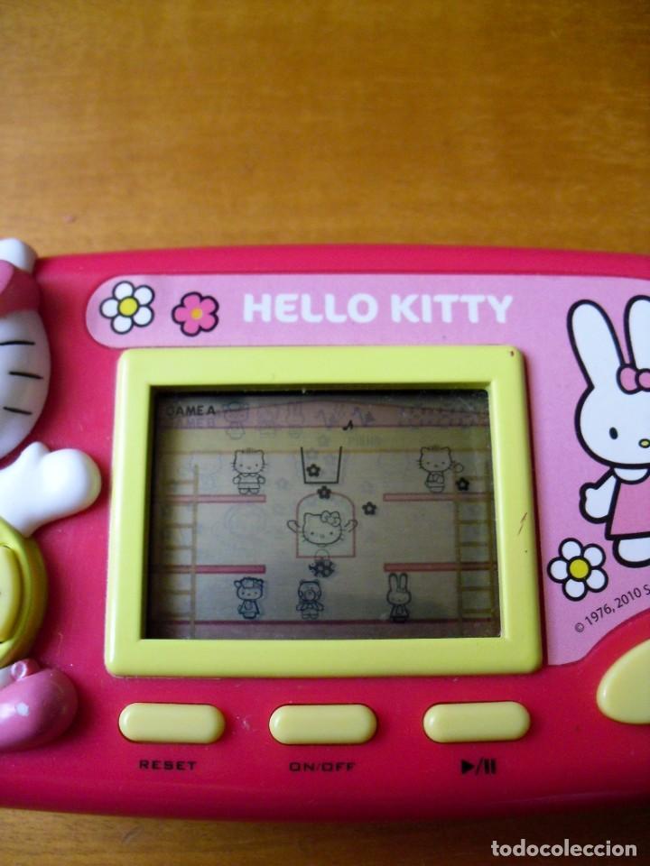Videojuegos y Consolas: Maquina Maquinita Juegos LCD Hello Kitty - Foto 8 - 165190654