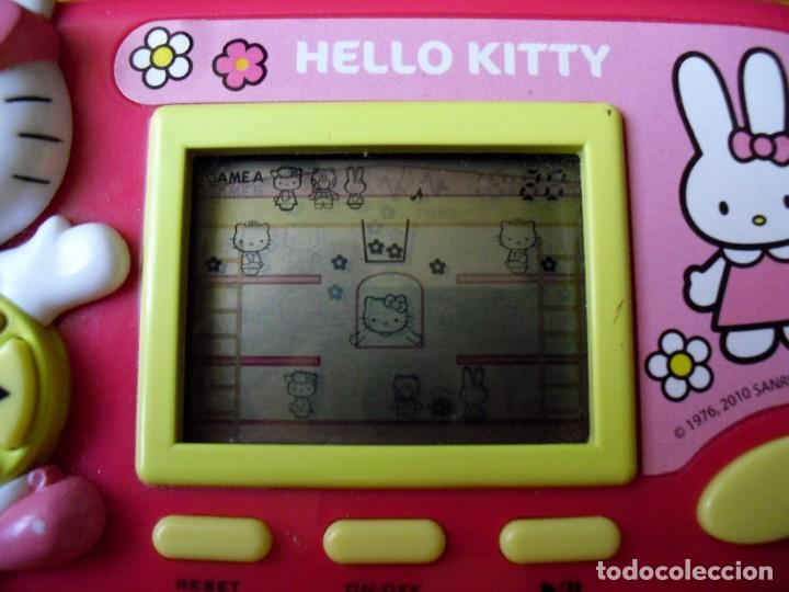 Videojuegos y Consolas: Maquina Maquinita Juegos LCD Hello Kitty - Foto 13 - 165190654