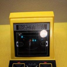 Videojuegos y Consolas: BASKETBALL MÁQUINA MINI-ARCADE VINTAGE BASKETBALL. Lote 165209422