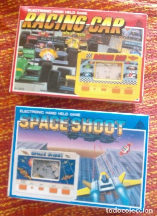 2 GAME WATCH LIWACO (Juguetes - Videojuegos y Consolas - Otros descatalogados)