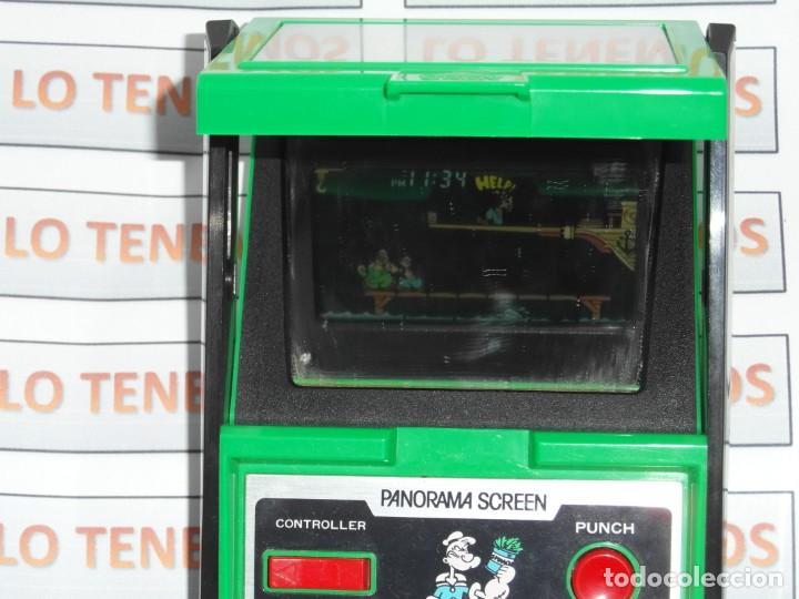 Videojuegos y Consolas: Nintendo Game&Watch panorama screen POPEYE - Foto 7 - 165434038