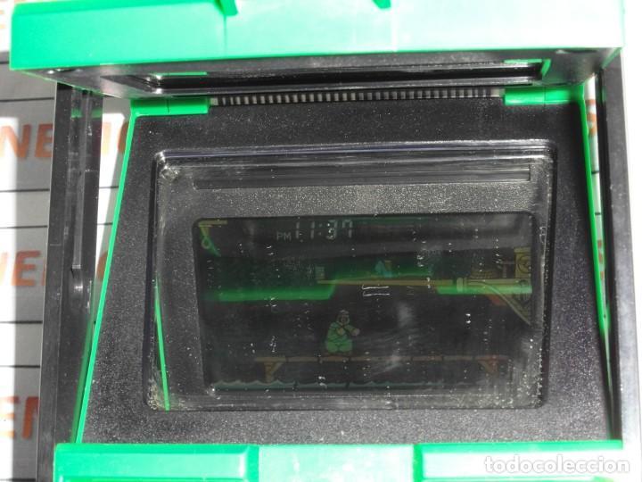 Videojuegos y Consolas: Nintendo Game&Watch panorama screen POPEYE - Foto 10 - 165434038