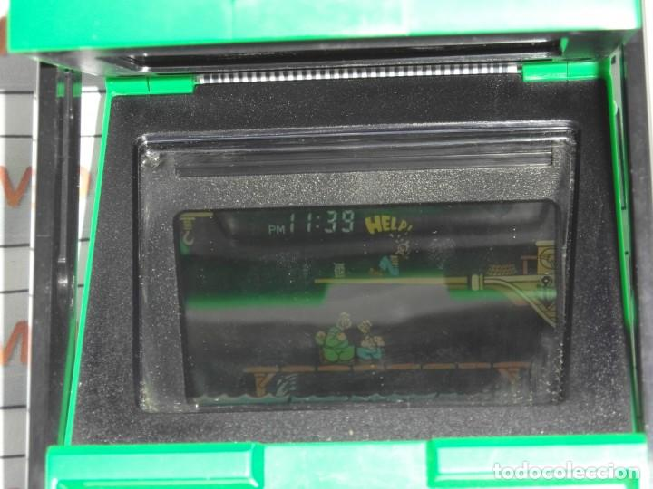 Videojuegos y Consolas: Nintendo Game&Watch panorama screen POPEYE - Foto 13 - 165434038