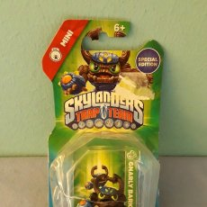 Videojuegos y Consolas: SKYLANDERS TRAP TEAM GNARLY BARKLEY IMPECABLE ESTADO PLATAFORMA PLAYSTATION WII NINTENDO XBOX. Lote 166876588