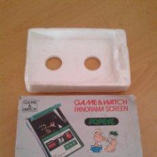 Videojuegos y Consolas: NINTENDO GAME&WATCH PANORAMA POPEYE PG-92 CAJA COMPLETA BOX&FOAM VER!!! R9078. Lote 166877604