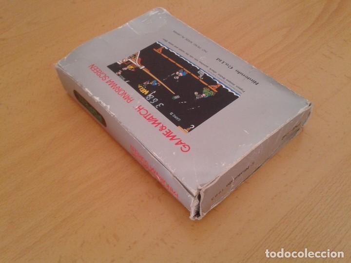 Videojuegos y Consolas: NINTENDO GAME&WATCH PANORAMA POPEYE PG-92 CAJA COMPLETA BOX&FOAM VER!!! R9078 - Foto 7 - 166877604