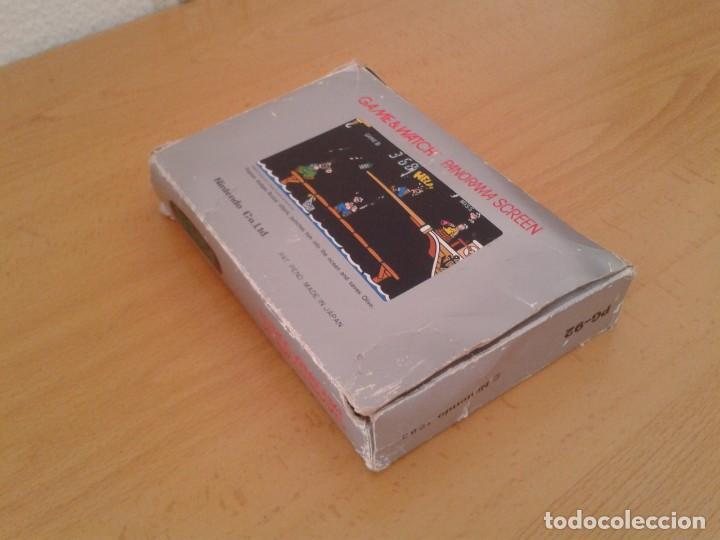 Videojuegos y Consolas: NINTENDO GAME&WATCH PANORAMA POPEYE PG-92 CAJA COMPLETA BOX&FOAM VER!!! R9078 - Foto 8 - 166877604