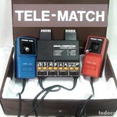 Videojuegos y Consolas: RARA VIDEO CONSOLA RETRO VINTAGE - TELE-MATCH - IDEAL COMPUTER -CASSETTE 2 - TELEMATCH. Lote 253558530