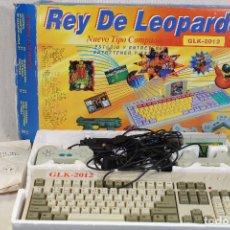 Videojuegos y Consolas: CONSOLA REY DE LEOPARDO GLK-9303 GLK 9303. Lote 167080852