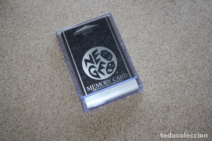 Videojuegos y Consolas: TARJETA MEMORY CARD * SNK * NEO IC8 PARA NEO GEO AES - Foto 14 - 167693232