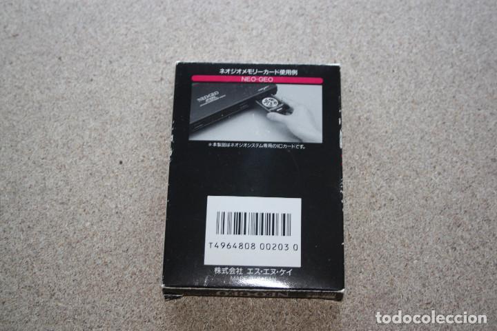 Videojuegos y Consolas: TARJETA MEMORY CARD * SNK * NEO IC8 PARA NEO GEO AES - Foto 20 - 167693232