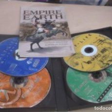 Videojuegos y Consolas: PACK 4 CDS - JUEGO PARA PC - HALF LIFE GENERATION. SIERRA (2002 EL MEJOR JUEGO DEL AÑO) . Lote 167837036