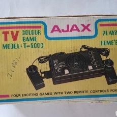 Videojuegos y Consolas: VIDEOCONSOLA AJAX. AÑOS 70. Lote 167982613