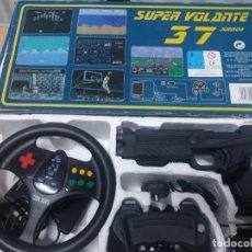 Videojuegos y Consolas: SUPER VOLANTE 37 JUEGOS CEFA TOYS. Lote 168227380