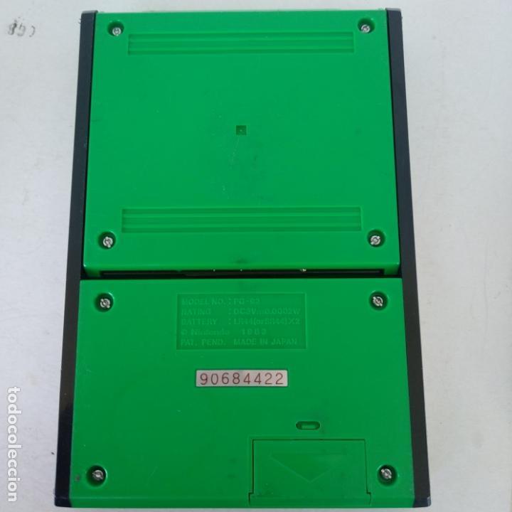 Videojuegos y Consolas: Popeye panorama screen game & watch nintendo g&w game&watch PG-92 - Foto 4 - 168357240