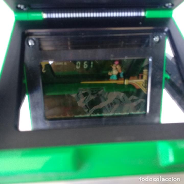 Videojuegos y Consolas: Popeye panorama screen game & watch nintendo g&w game&watch PG-92 - Foto 10 - 168357240