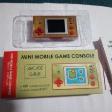 Videojuegos y Consolas: CONSOLA MINI MOBILE GAME CONSOLE EN SU CAJA. Lote 168382374