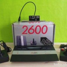 Videojuegos y Consolas: VIDEO CONSOLA - VIDEO COMPUTER GAME CONSOLE 2600 160 BUILT IN GAMES - VIDEOJUEGOS AÑOS 80. Lote 168517296