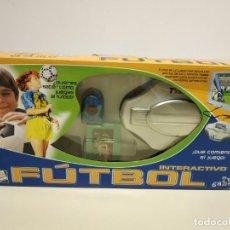 Videojuegos y Consolas: 619- FÚTBOL INTERACTIVO ( TV GAME) CEFA TOYS CONSOLA VIDEOJUEGO NEW OLD STOCK N2. Lote 168841532