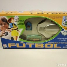 Videojuegos y Consolas: 619- FÚTBOL INTERACTIVO ( TV GAME) CEFA TOYS CONSOLA VIDEOJUEGO NEW OLD STOCK N3. Lote 168841636