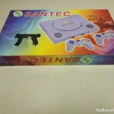 Videojuegos y Consolas: 619- FÚTBOL INTERACTIVO ( TV GAME) CEFA TOYS CONSOLA VIDEOJUEGO NEW OLD STOCK N3. Lote 168842916