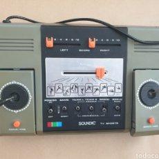 Videojuegos y Consolas: CONSOLA VIDEOJUEGOS SOUNDIC. AÑOS 70. Lote 168999781