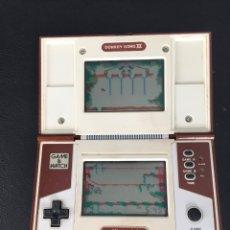 Videojuegos y Consolas: GAME & WATCH DONKEY KONG II , NINTENDO. Lote 169006942