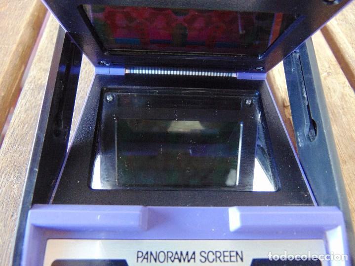 Videojuegos y Consolas: NINTENDO GAME & WATCH DONKEY KONG CIRCUS PANORAMA SCREEN COLOR 1984 FALTA TAPA PILAS - Foto 8 - 169288040