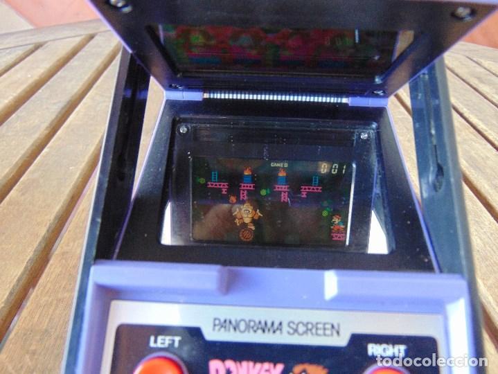 Videojuegos y Consolas: NINTENDO GAME & WATCH DONKEY KONG CIRCUS PANORAMA SCREEN COLOR 1984 FALTA TAPA PILAS - Foto 11 - 169288040