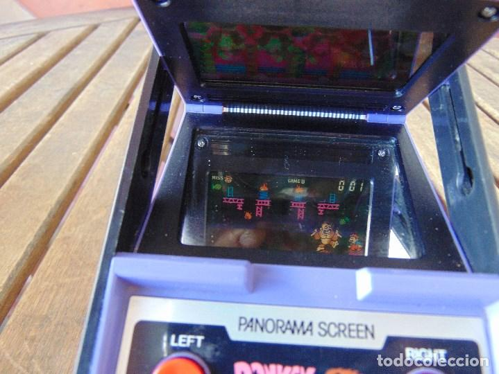 Videojuegos y Consolas: NINTENDO GAME & WATCH DONKEY KONG CIRCUS PANORAMA SCREEN COLOR 1984 FALTA TAPA PILAS - Foto 13 - 169288040