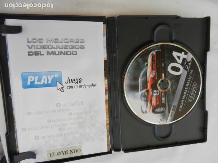 Videojuegos y Consolas: COLIN MCRAE RALLY 04 PC , EL REY DE LOS JUEGO DE RALLY - Foto 2 - 169597220