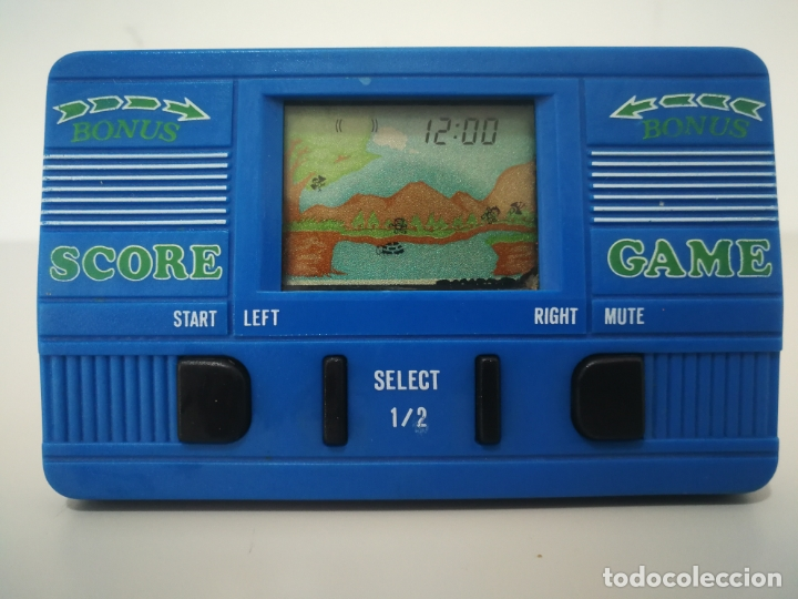 Videojuegos y Consolas: ANTIGUA MAQUINITA TIPO GAME WATCH - Foto 1 - 169801252