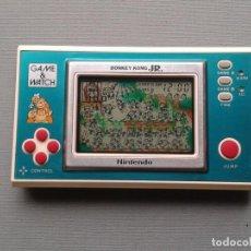 Videojuegos y Consolas: NINTENDO GAME&WATCH WIDESCREEN DONKEY KONG JR. DJ-101 VERY GOOD FILTRO NUEVO!! R9259. Lote 183464066