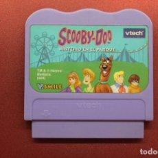 Videojuegos y Consolas: VTECH, SCOOBY DOO, MISTERIO EN EL PARQUE. Lote 170172036