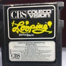 Videojuegos y Consolas: JUEGO CONSOLA CBS LOOPING. Lote 171523322