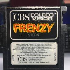 Videojuegos y Consolas: JUEGO CONSOLA CBS FRENZY .. Lote 171523493