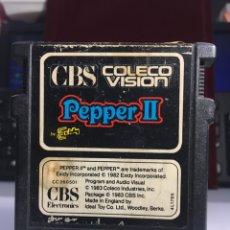 Videojuegos y Consolas: JUEGO CONSOLA CBS PEPPER II. Lote 171524132
