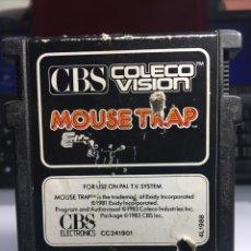 Videojuegos y Consolas: JUEGO CONSOLA CBS MOUSE TRAP. Lote 171524834